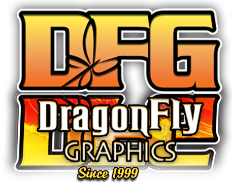 dragonfly graphics logo